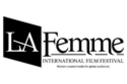 Logo of La Femme International Film Festival