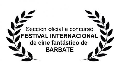 Logo of Fantastic film festival of Barbate