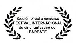 Logo of Festival de cine fantastico de Barbate