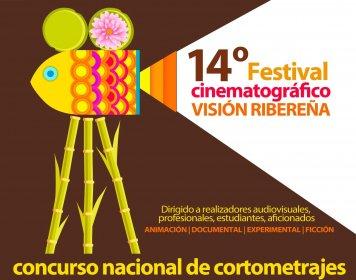 Logo of Festival Cinematográfico Visión Ribereña