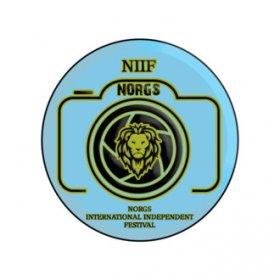 Logo of NORGS International Independent Festival (NIIF)