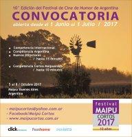 Logo of Maipu Cortos / Festival de Cine de Humor