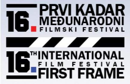 Logo of International Film Festival Prvi kadar-First Frame