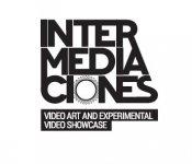 Logo of Intermediaciones Muestra de videoarte y video experimental
