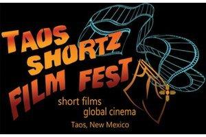 Logo of Taos Shortz Film Fest