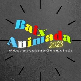 Logo of Baixada Animada 2020 - 14th Ibero-American Festival of Animated Film
