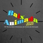 Logo of Baixada Animada 2020 - 14ª Mostra Ibero-americana de Cinema de Animação