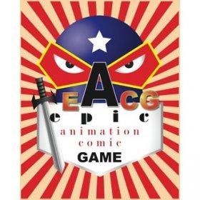 Logo of 环球动漫游戏节