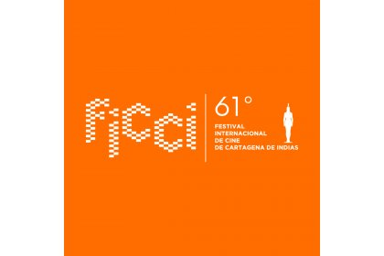 Logo of Cartagena International Film Festival- FICCI