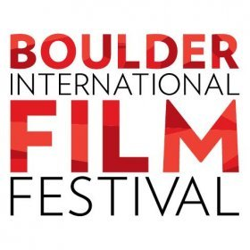 Logo of Boulder International Film Festival