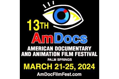 Logo of American Documentary And Animation Film Festival (AmDocs)