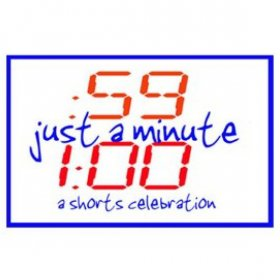 Logo of The Just A Minute Festival