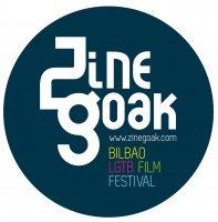 Logo of Zinegoak, Festival de Cine y Artes Escénicas gaylesbotrans de Bilbao