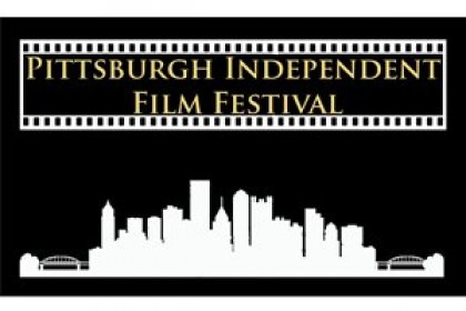 Logo of Pittsburgh Independent Film Festival