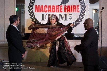 Photo of Macabre Faire Film Festival