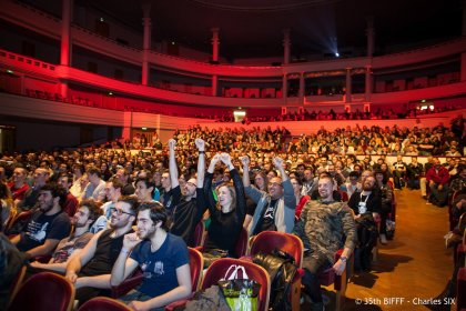Photo of BIFFF -  Brussels International Fantastic Film Festival