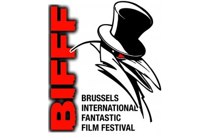 Logo of BIFFF (Brussels International Fantastic Film Festival)