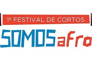 Logo of Festival Virtual de Cortometrajes Somos Afro