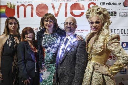 Photo of Omovies - International LGBT+ Questioning Film Festival
