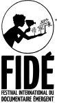 Logo of Fidé -  Festival International Du Documentaire Émergent