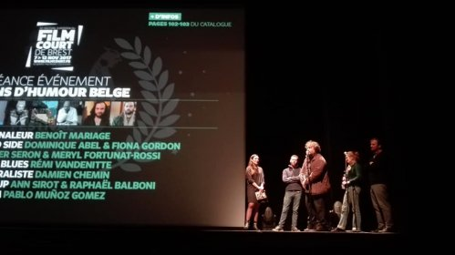 Photo of Brussels Short Film Festival