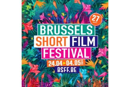 Logo of Brussels Short Film Festival