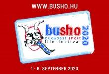 Logo of Budapest Short Film Festival