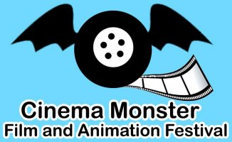 Logo of The Cinema Monster Film Festival