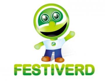 Logo of FESTIVERD Festival Internacional De Cine Y Video Verde De Venezuela