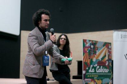 Photo of La Cabina, International Medium Length film Festival