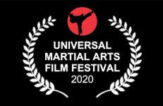 Logo of Universal Martial Arts Film Festival