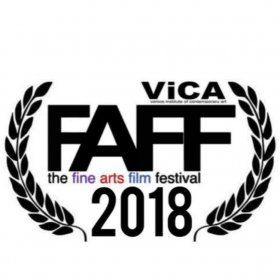 Logo of Fine Arts Film Festival