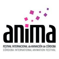 Logo of ANIMA Festival Internacional de Animación de Córdoba