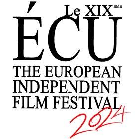 Logo of ÉCU - The European Independent Film Festival