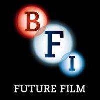 Logo of BFI Future Film Festival